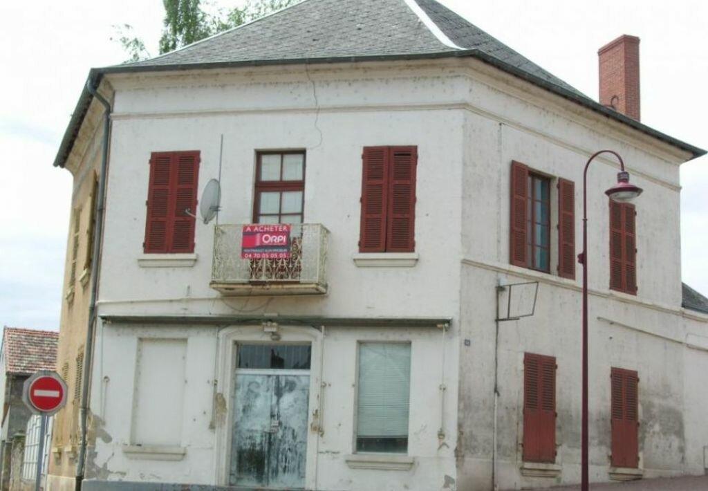 Achat Maison 9 pièces à Bézenet - vignette-1
