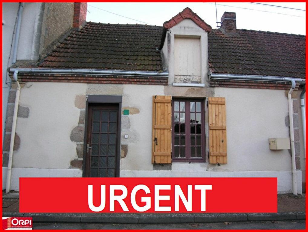 Achat Maison 3 pièces à Montmarault - vignette-1