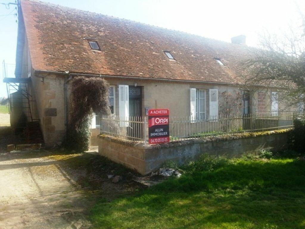 Achat Maison 3 pièces à Buxières-les-Mines - vignette-2