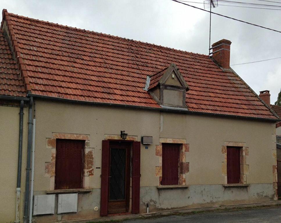 Achat Maison 2 pièces à Vallon-en-Sully - vignette-1