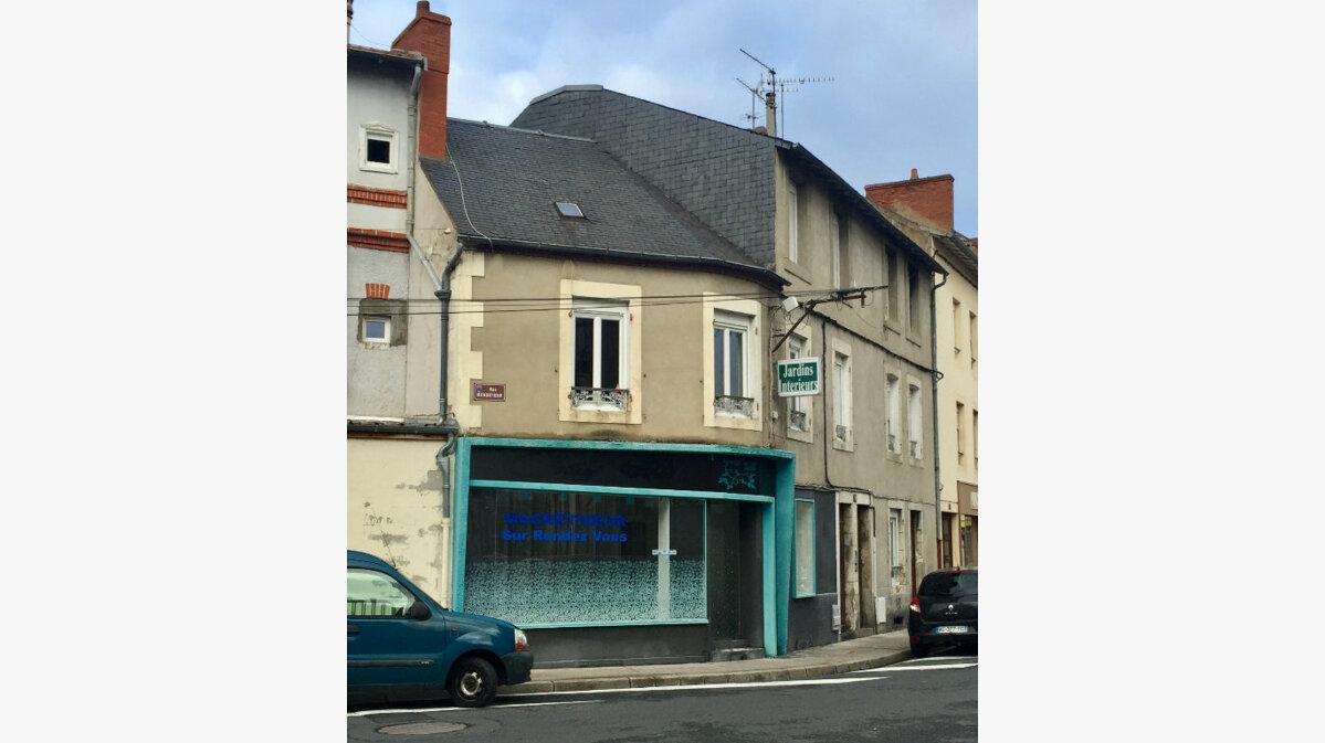 Achat Immeuble  à Montluçon - vignette-2