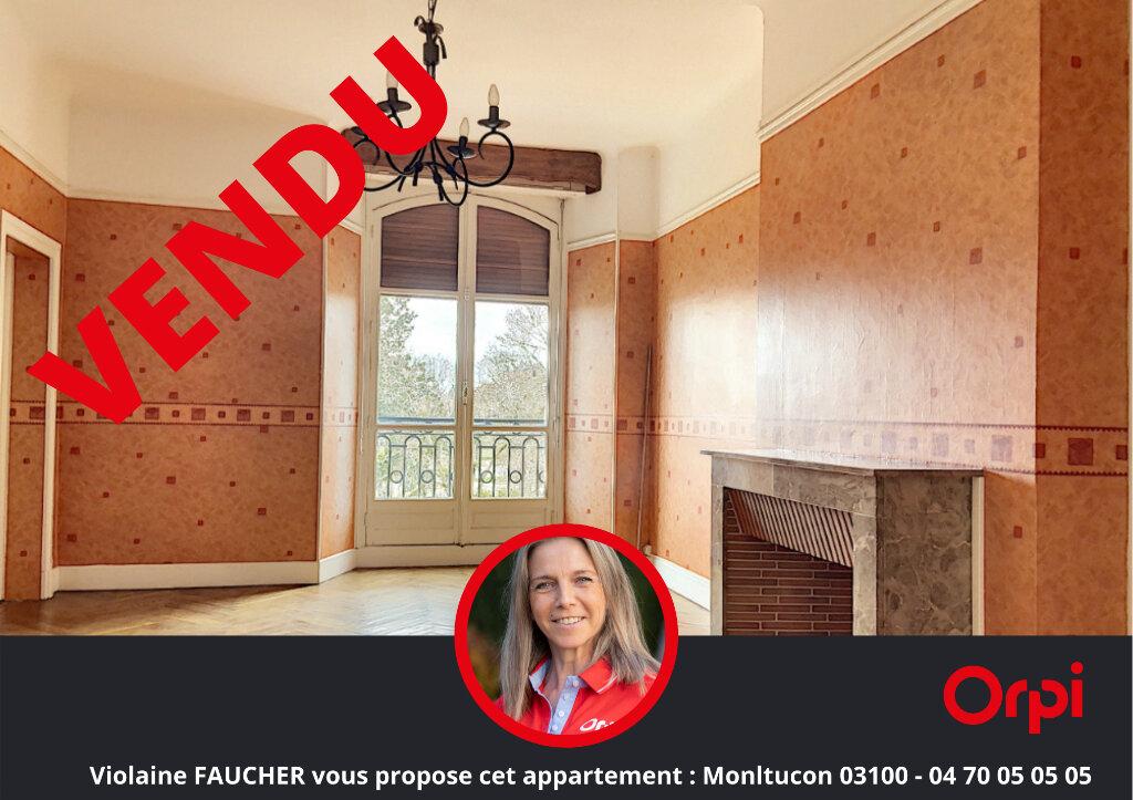 Achat Appartement 3 pièces à Néris-les-Bains - vignette-1