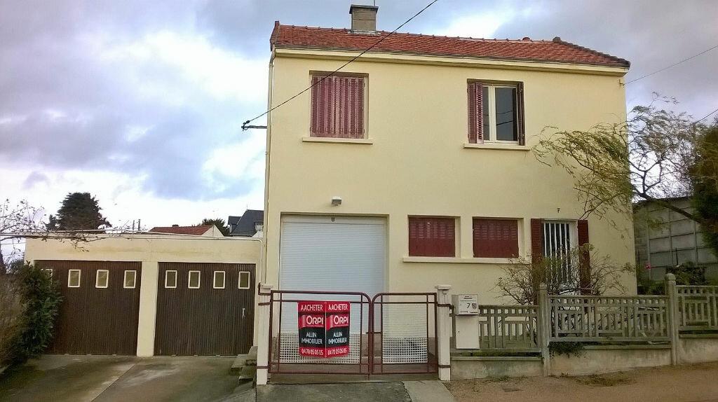 Achat Maison 6 pièces à Néris-les-Bains - vignette-1