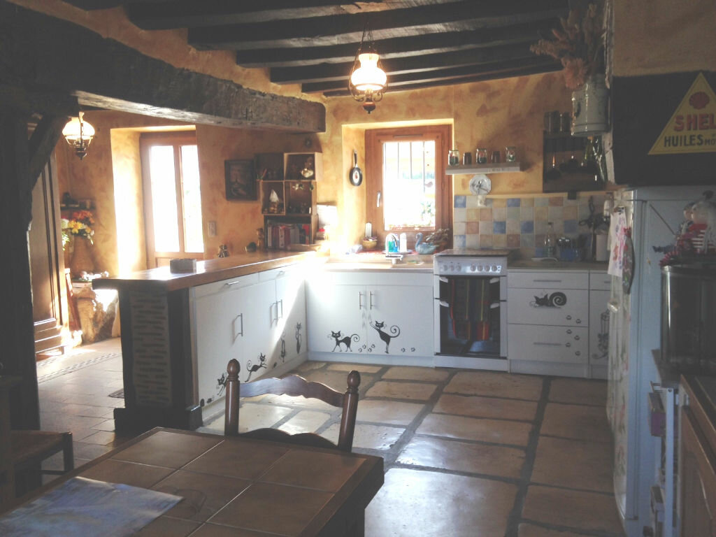 Achat Maison 4 pièces à Vallon-en-Sully - vignette-6