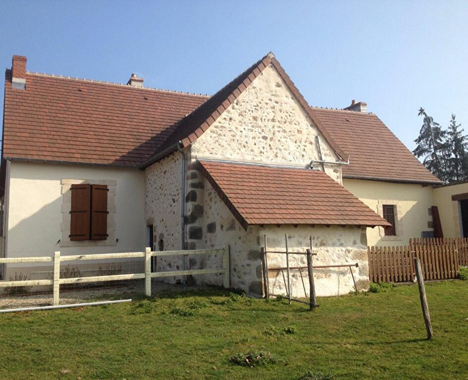Achat Maison 4 pièces à Vallon-en-Sully - vignette-10