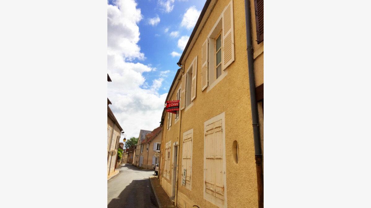 Achat Maison 7 pièces à Saint-Amand-Montrond - vignette-1