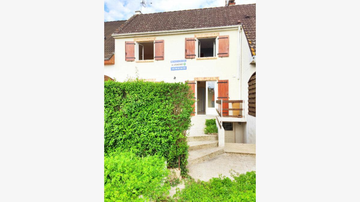 Achat Maison 6 pièces à Saint-Amand-Montrond - vignette-4