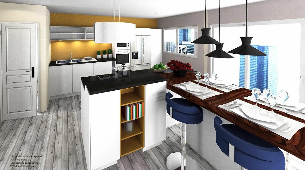Achat Appartement 3 pièces à Montluçon - vignette-3
