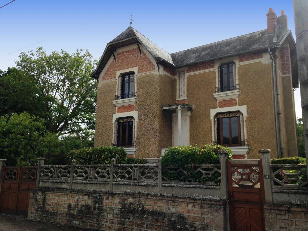 Achat Maison 6 pièces à Vallon-en-Sully - vignette-1