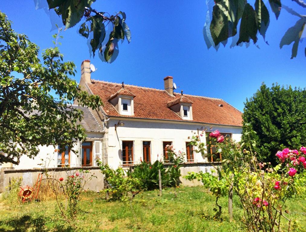 Achat Maison 5 pièces à Saint-Amand-Montrond - vignette-1