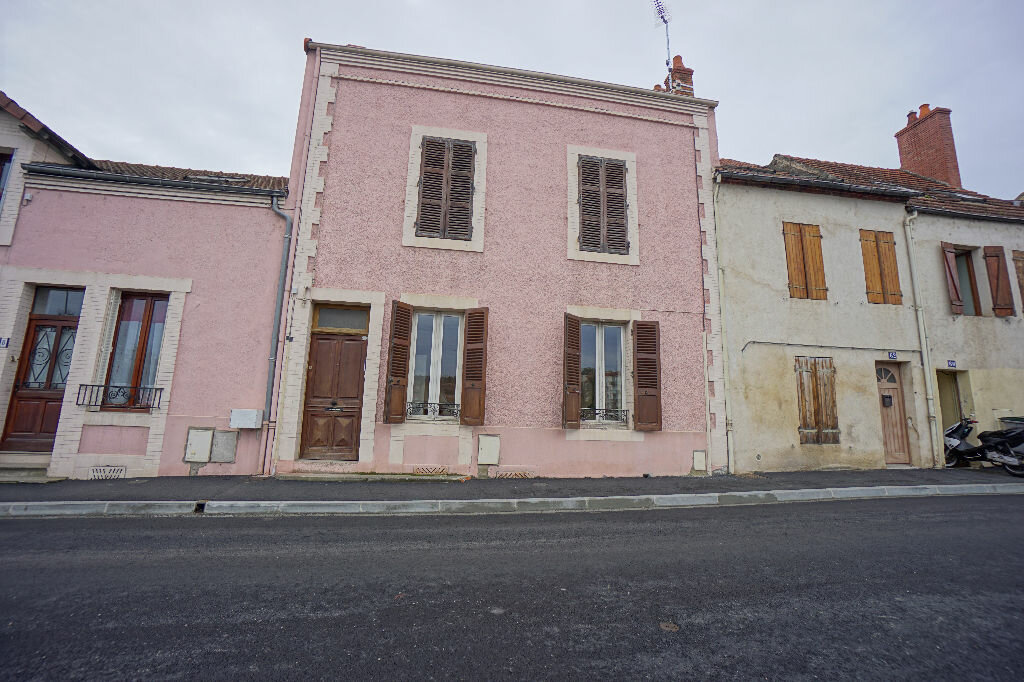 Achat Maison 6 pièces à Montluçon - vignette-1