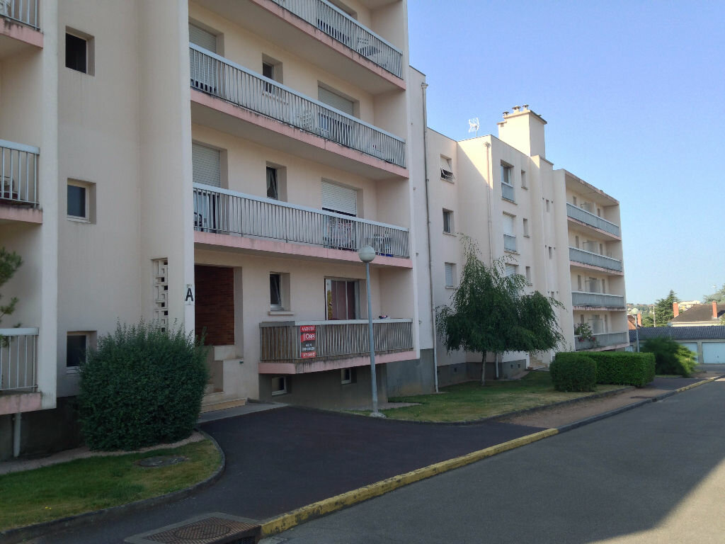 Achat Appartement 2 pièces à Montluçon - vignette-1