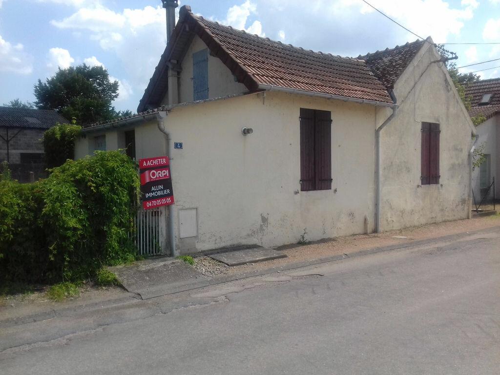 Achat Maison 3 pièces à Villefranche-d'Allier - vignette-1