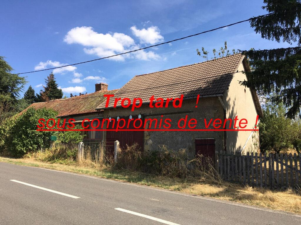 Achat Maison 3 pièces à Tronget - vignette-1
