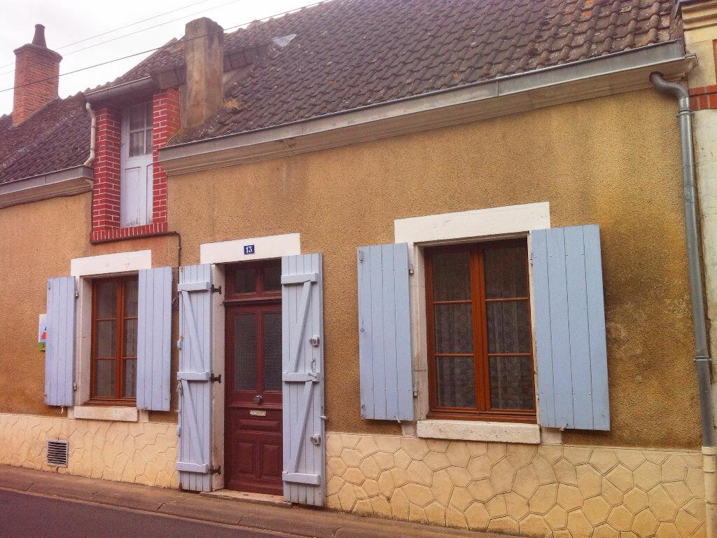 Achat Maison 6 pièces à Ainay-le-Château - vignette-1