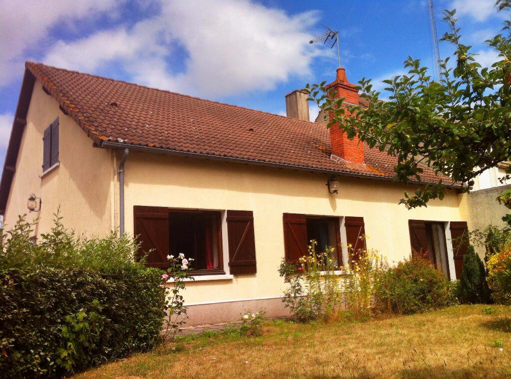 Achat Maison 7 pièces à Charenton-du-Cher - vignette-1