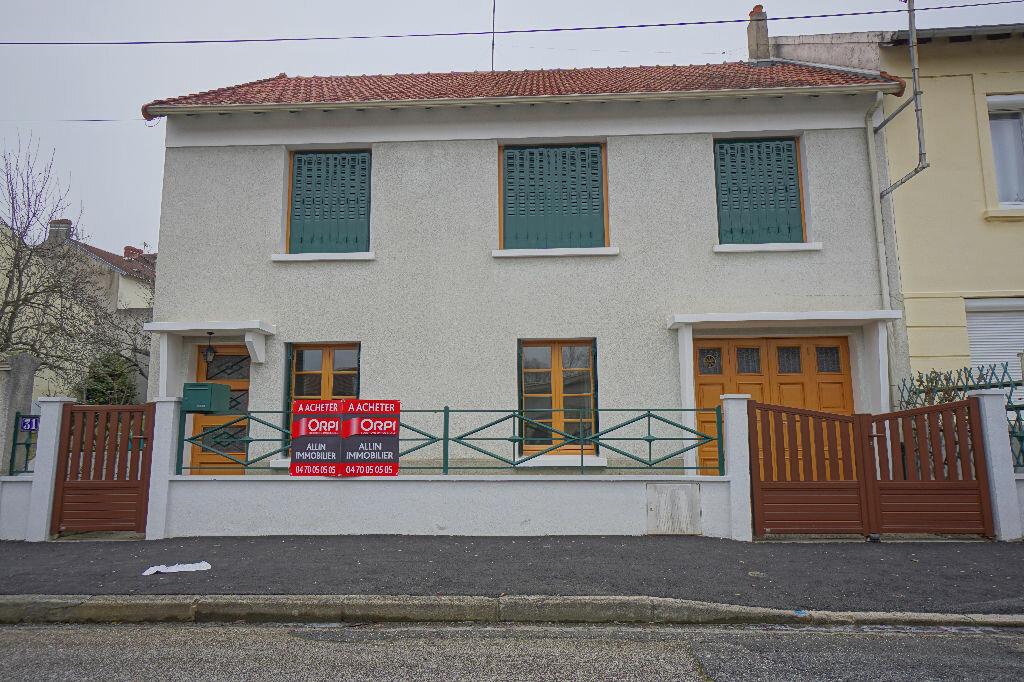 Achat Maison 5 pièces à Montluçon - vignette-2