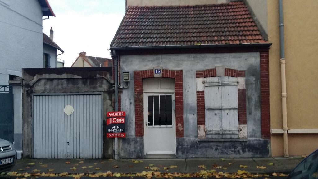 Achat Maison 3 pièces à Montluçon - vignette-2