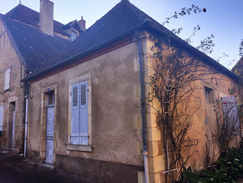 Achat Maison 2 pièces à Ainay-le-Château - vignette-1