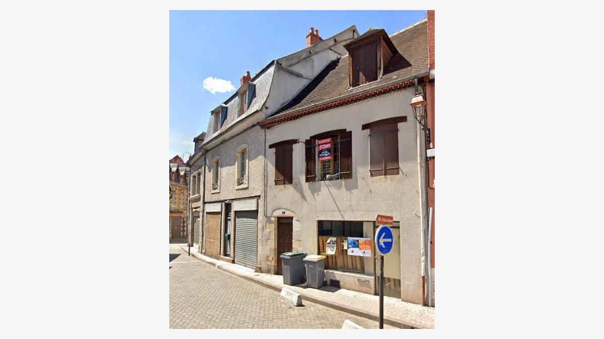 Achat Immeuble  à Montluçon - vignette-1