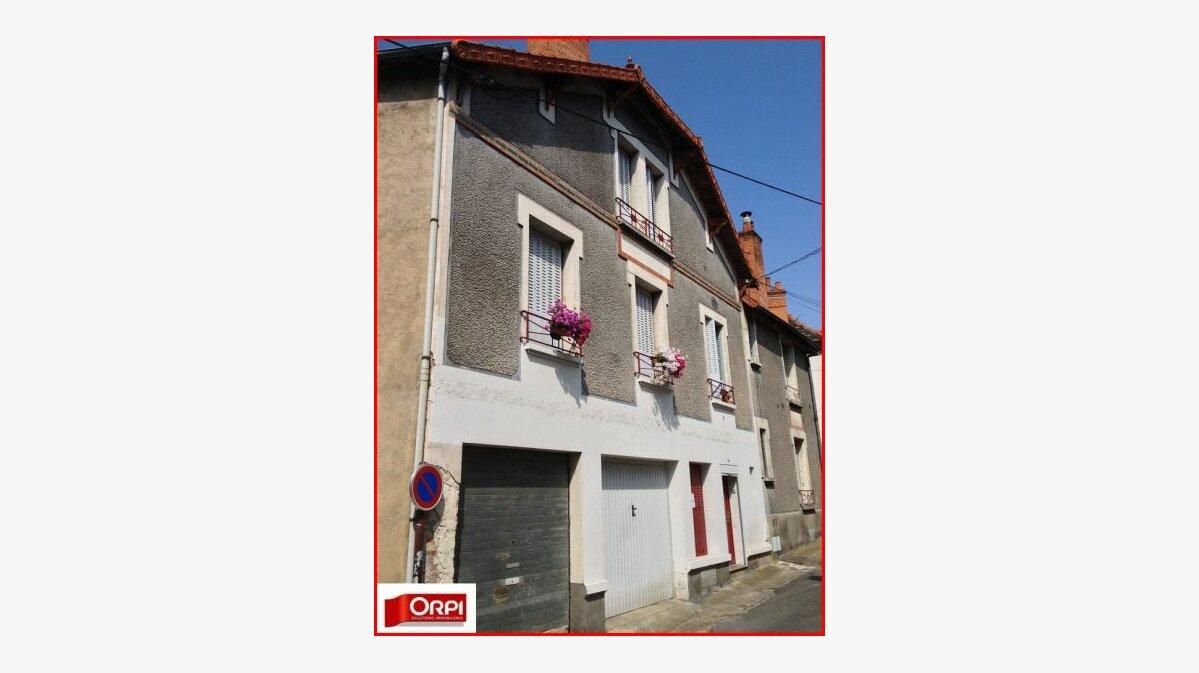 Achat Maison 6 pièces à Montluçon - vignette-7