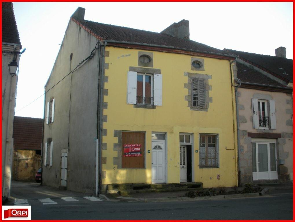 Achat Maison 7 pièces à Montmarault - vignette-1