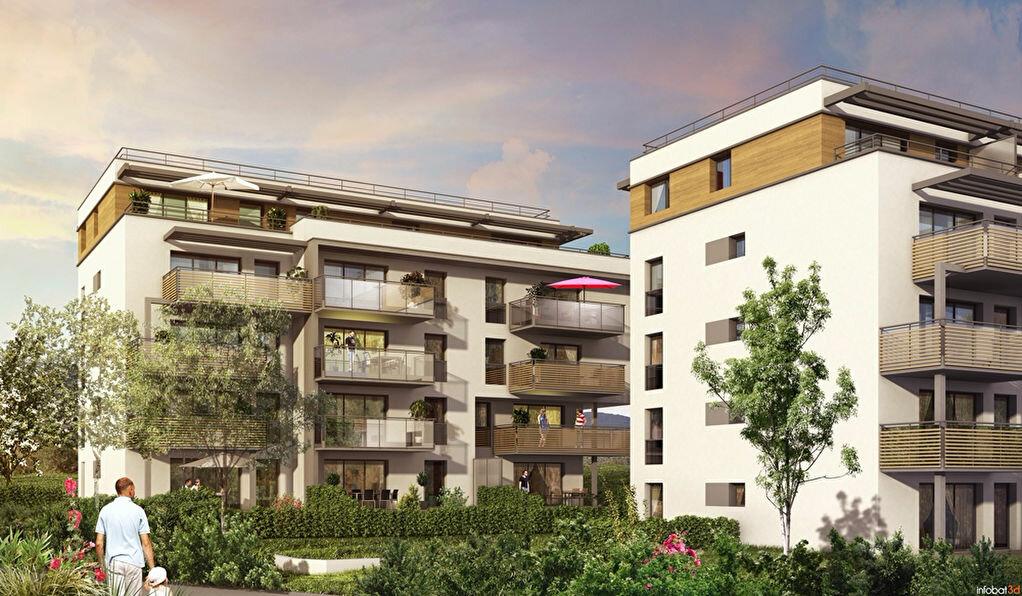 Achat Appartement 3 pièces à Saint-Genis-Pouilly - vignette-1