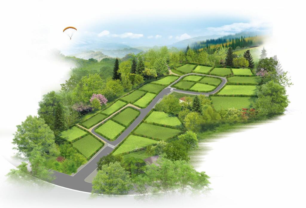 Achat Terrain  à Bellegarde-sur-Valserine - vignette-1