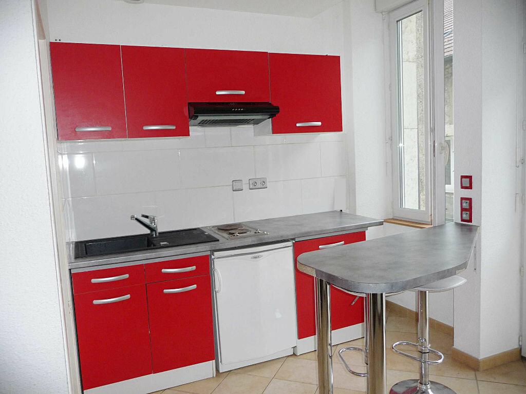 Achat Appartement 1 pièce à Billiat - vignette-1