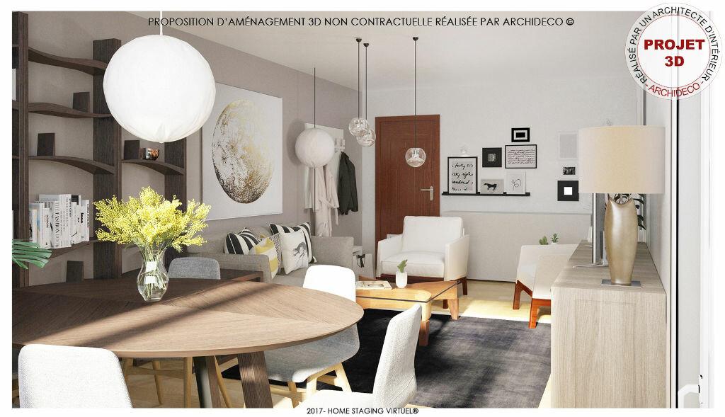 Achat Appartement 3 pièces à Saint-Genis-Pouilly - vignette-2