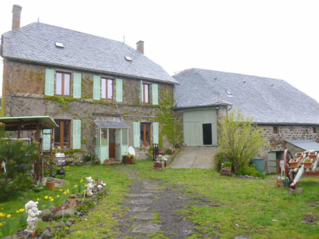 Achat Maison 5 pièces à Saint-Martin-sous-Vigouroux - vignette-1