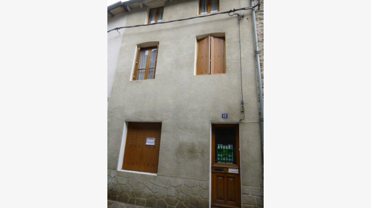 Achat Maison 5 pièces à Chaudes-Aigues - vignette-1