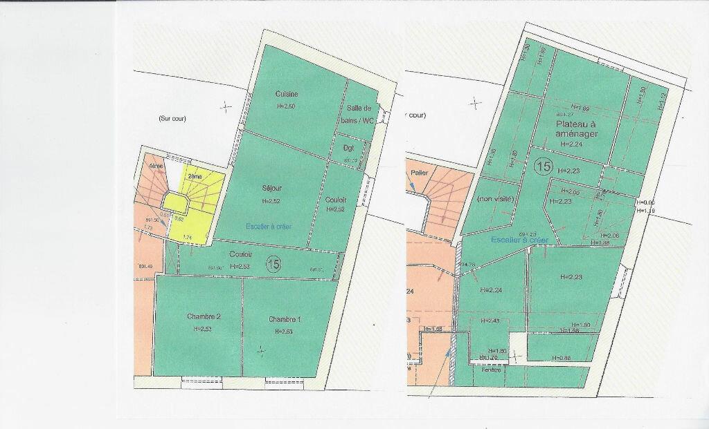 Achat Appartement 7 pièces à Saint-Flour - vignette-1