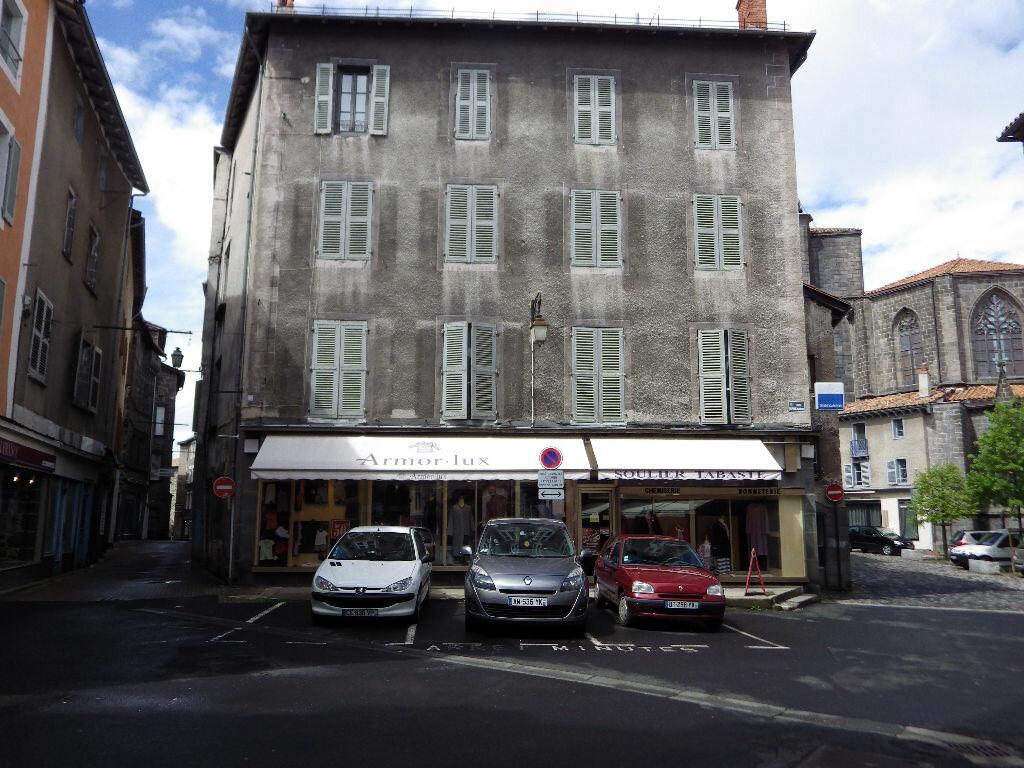 Achat Immeuble  à Saint-Flour - vignette-1