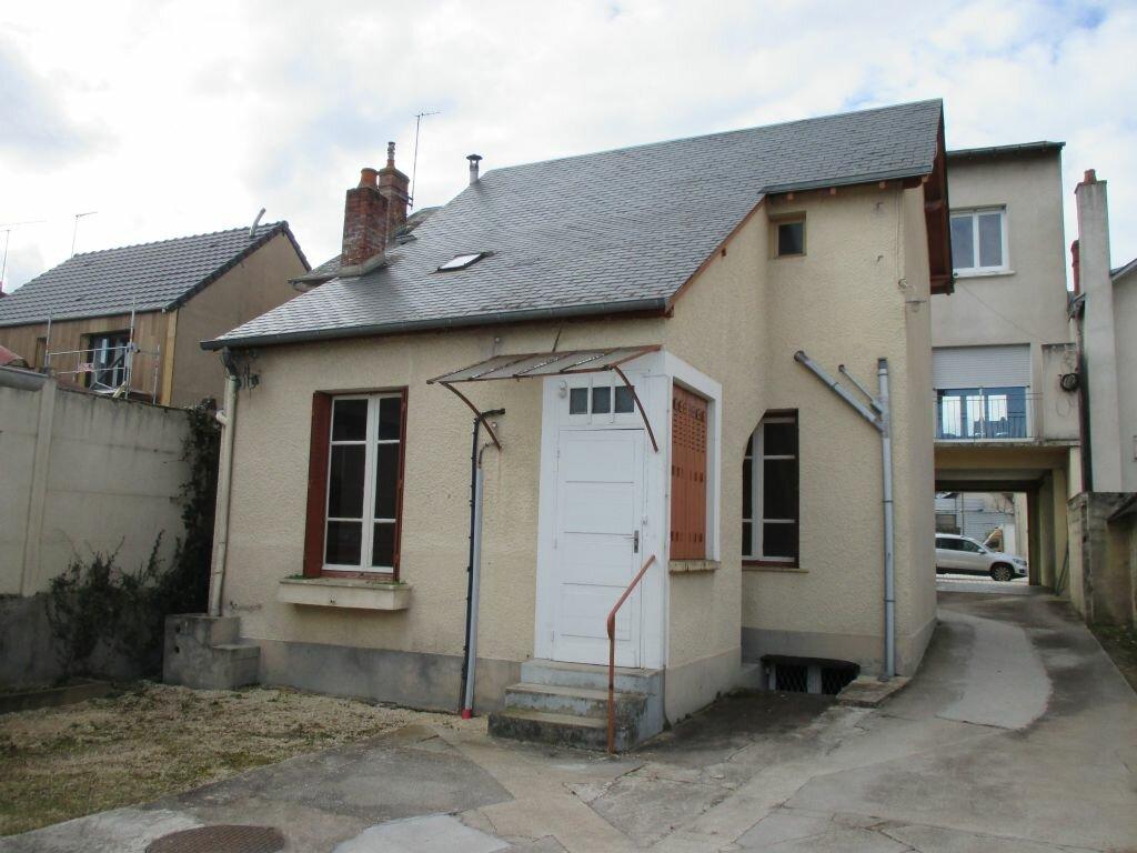Achat Maison 4 pièces à Bourges - vignette-1