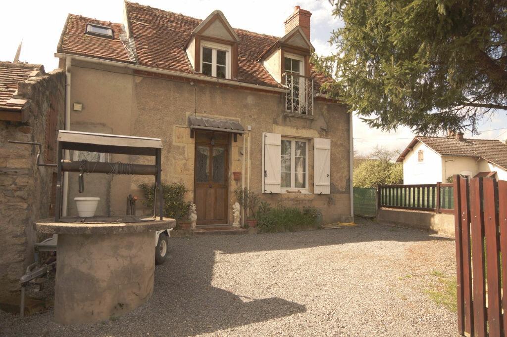 Achat Maison 3 pièces à Saint-Léger-des-Vignes - vignette-1