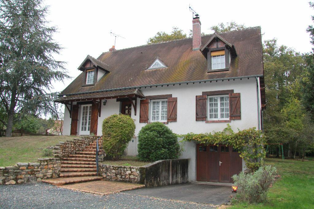 Achat Maison 6 pièces à Neuvy-sur-Barangeon - vignette-1