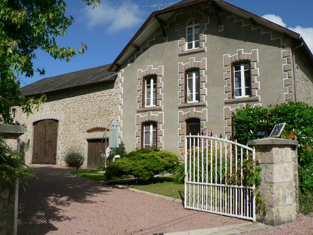 Achat Maison 6 pièces à Saint-Léger-la-Montagne - vignette-1