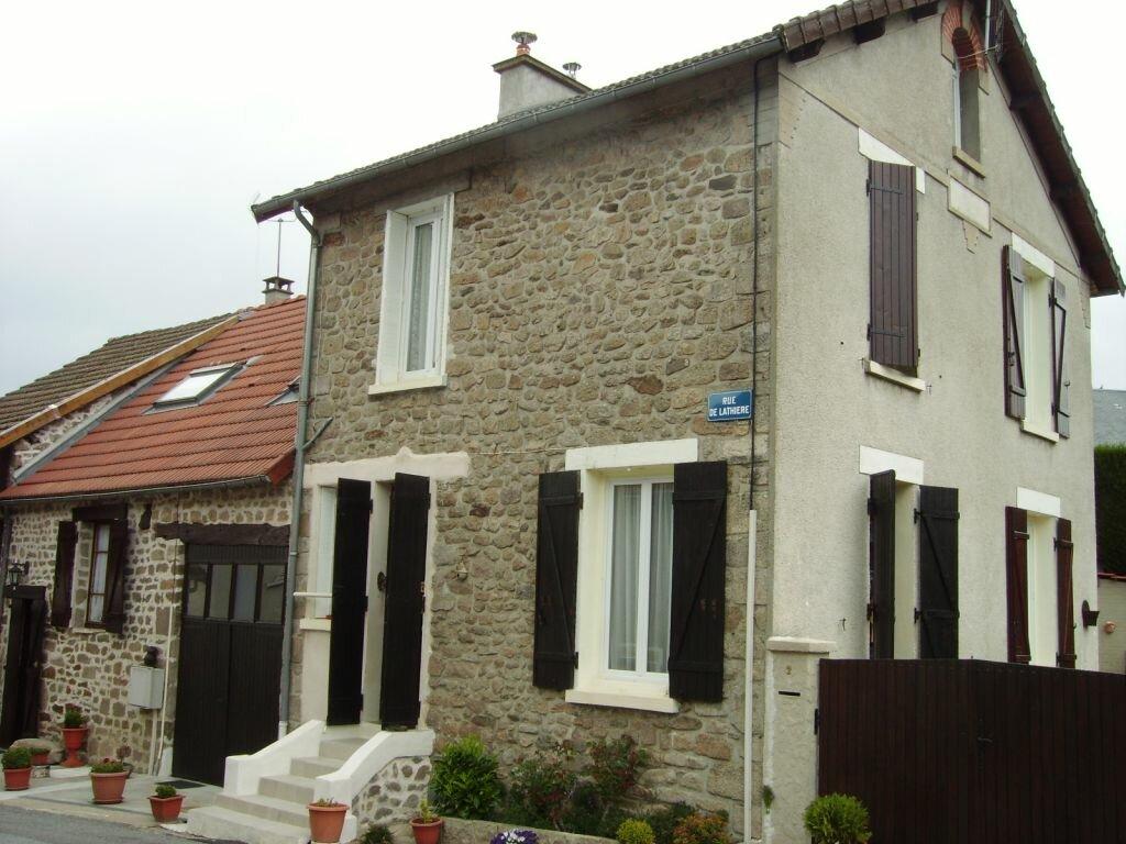 Achat Maison 7 pièces à Saint-Sulpice-Laurière - vignette-1