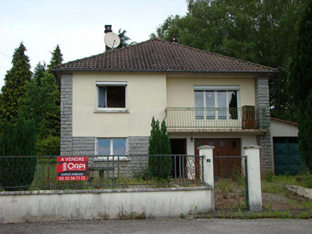 Achat Maison 5 pièces à La Jonchère-Saint-Maurice - vignette-1