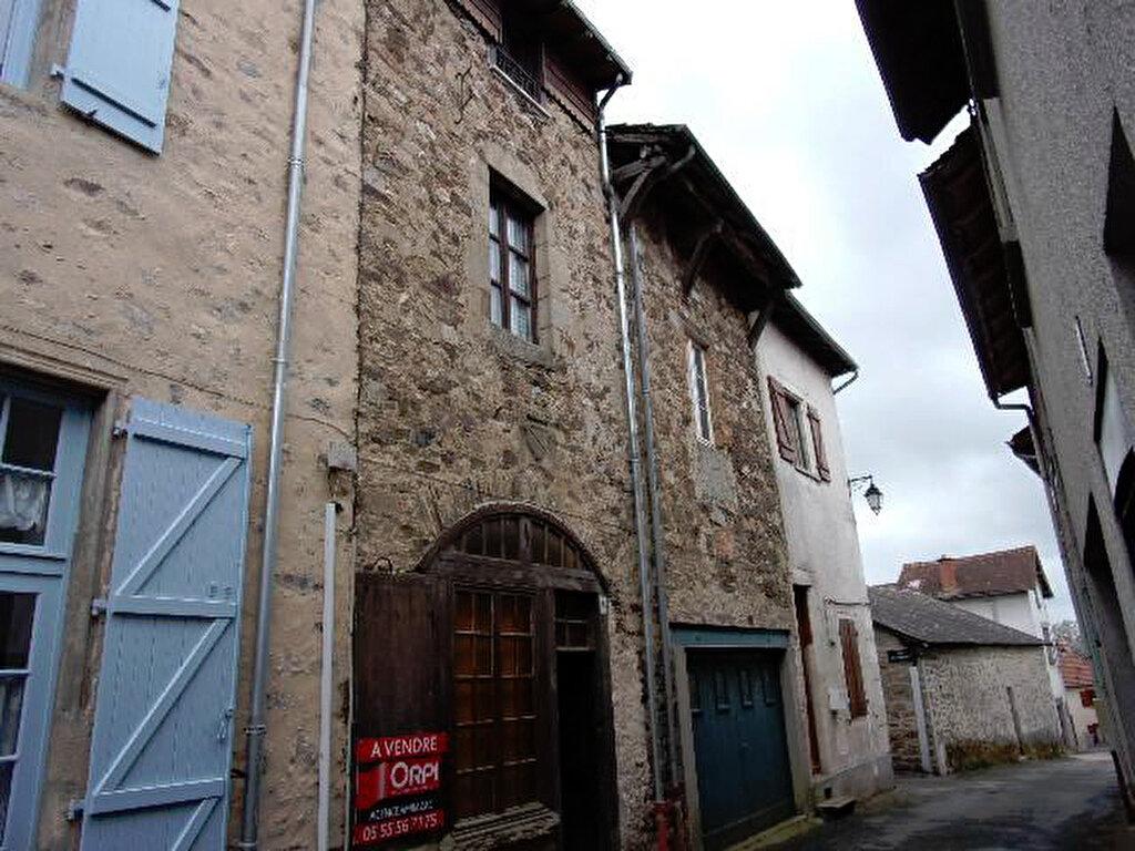 Achat Maison 3 pièces à Pierre-Buffière - vignette-1