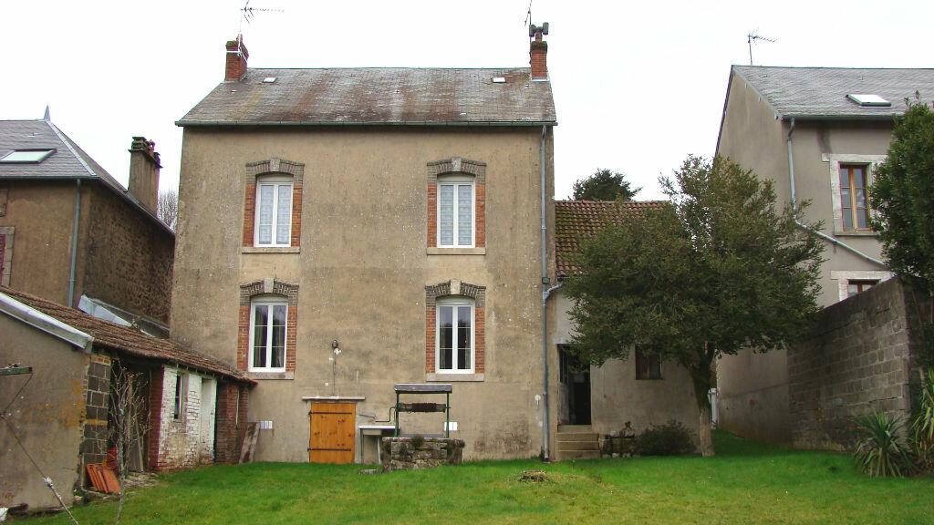 Achat Maison 5 pièces à Saint-Sulpice-Laurière - vignette-1
