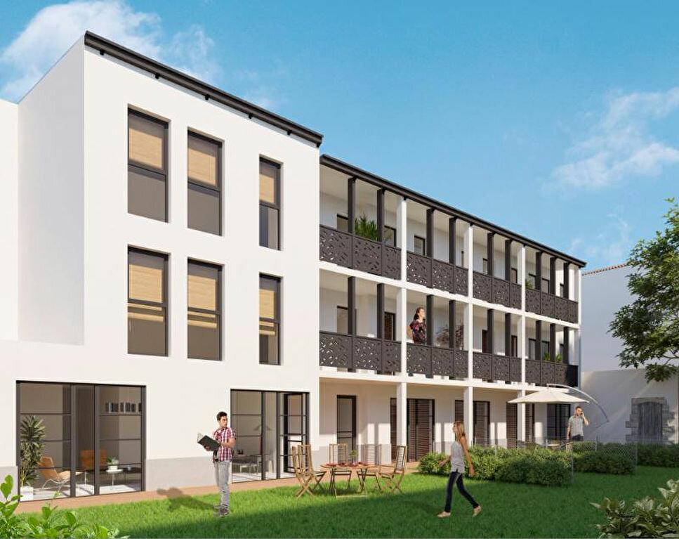 Location Appartement 2 pièces à Bayonne - vignette-1