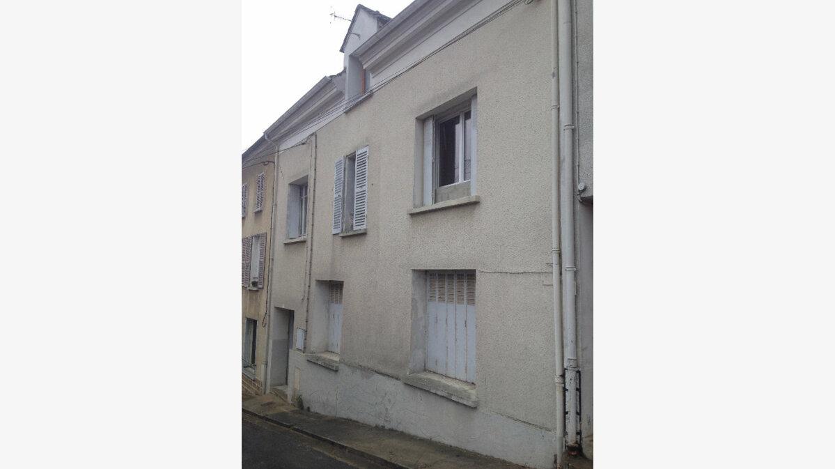 Achat Maison 11 pièces à Nanteuil-sur-Marne - vignette-1