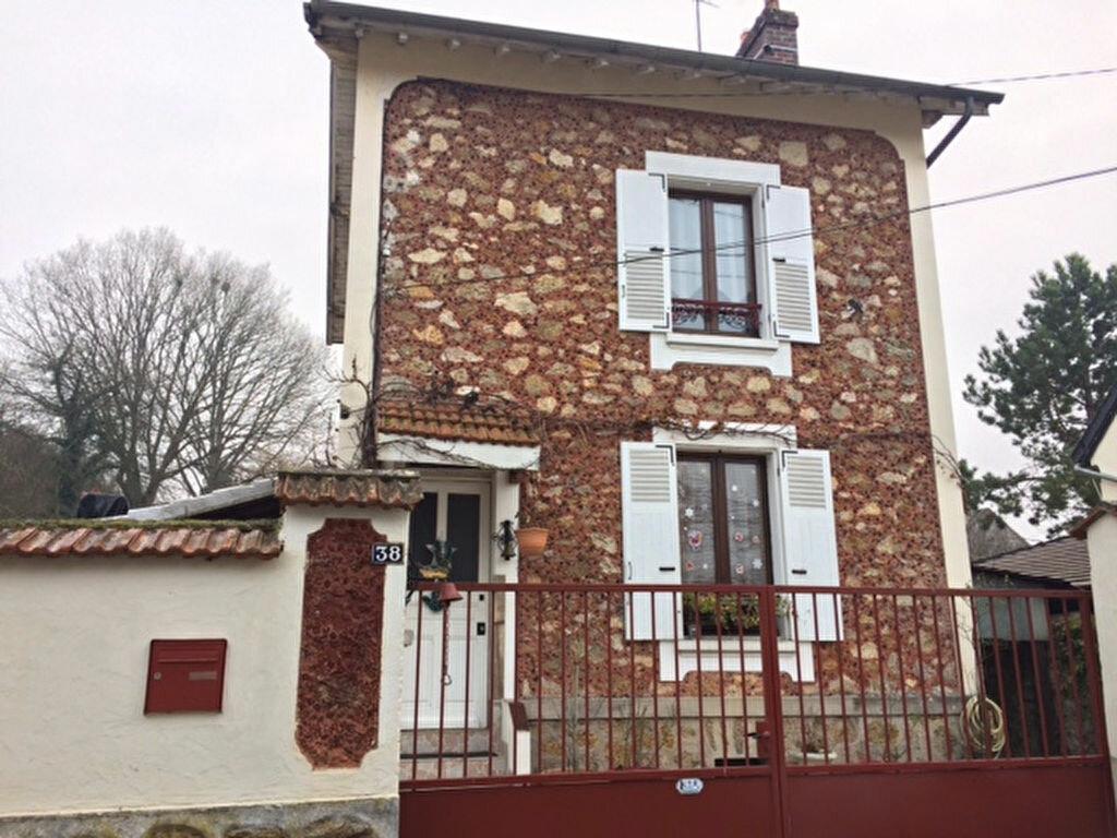Achat Maison 4 pièces à Saint-Cyr-sur-Morin - vignette-1