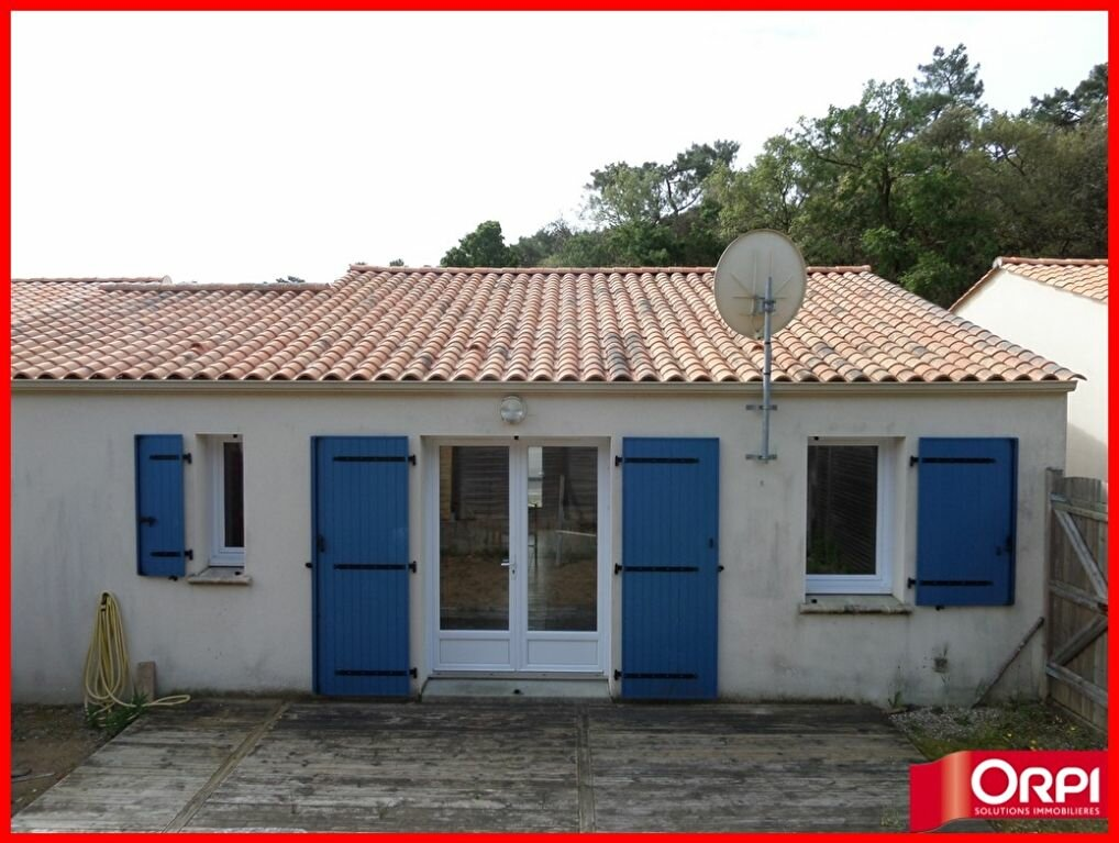 Achat Maison 3 pièces à Longeville-sur-Mer - vignette-1