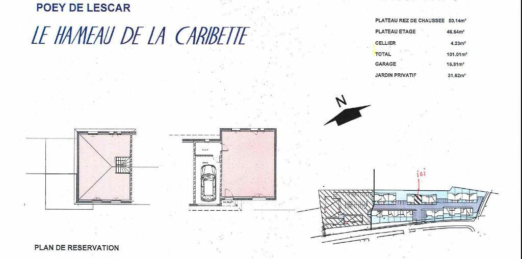 Achat Maison 4 pièces à Poey-de-Lescar - vignette-1