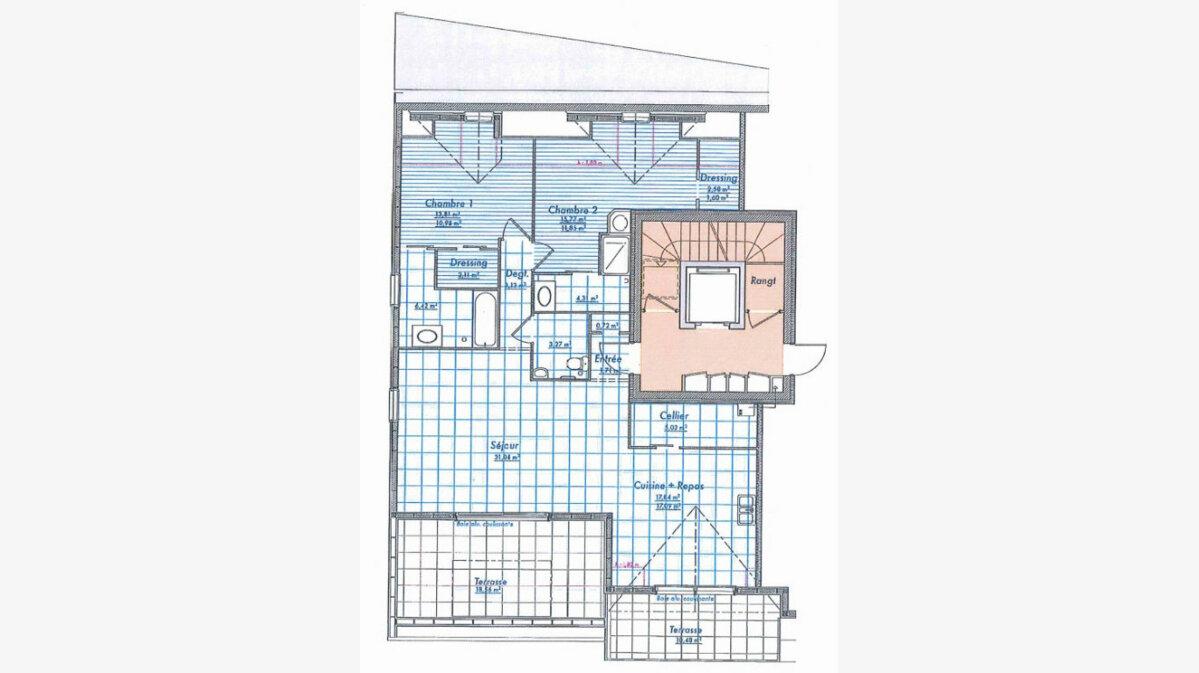 Achat Appartement 3 pièces à Lescar - vignette-2