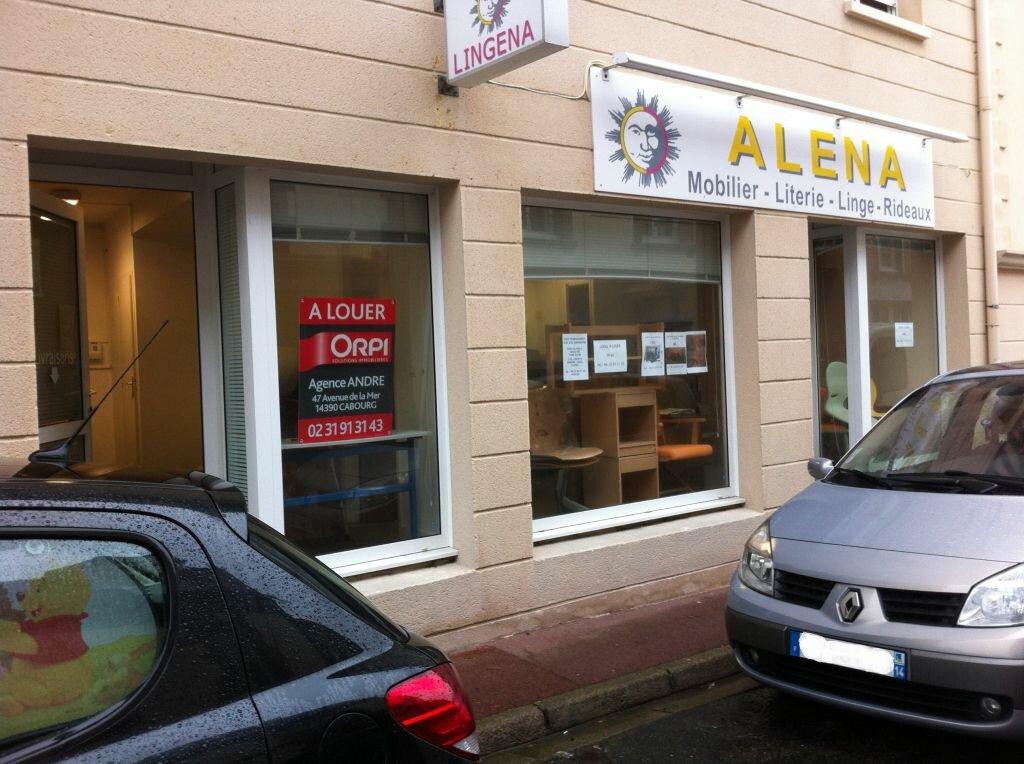 Location Local commercial  à Houlgate - vignette-1