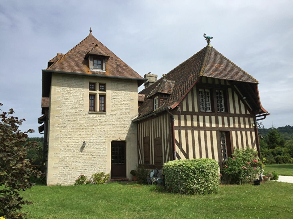 Achat Maison 9 pièces à Brucourt - vignette-1